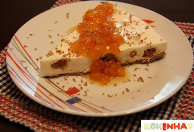 Cheesecake kukinhas